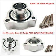 Blow Off Valve Bov Adaptor For Mercedes-benz 2.0 Turbo A180 Cla250 A250 Gla250