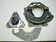 Mercruiser Quicksilver Flywheel Housing 12675c-1 And Engine Coupling 18643a