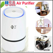Air Purifier Ionizer With Hepa Filter Usb Air Cleaner For Home Car Office Ce Usa