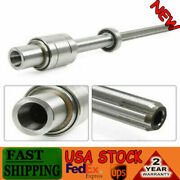 For Bridgeport 34 Milling Machine Parts R8 Spindle + Bearings Assembly 545mm