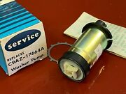 1969 - 1973 Ford Mustang 2-speed Windshield Washer Pump C9az-17664a