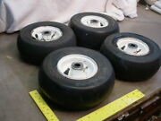 4 Tires And Wheels Oem Gravely Air Tires Caster Wheel 9x3.50-4 Tubeless.