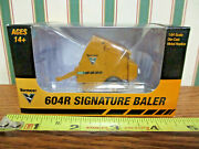 Vermeer 604r Signature Round Baler By Speccast 1/64th Scale