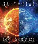 Babymetal Legend Metal Galaxy World Tour In Japan Extra Show Two Blu-ray