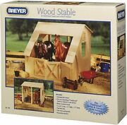 Breyer Horses Traditional And Classic Size Wood Stable 306