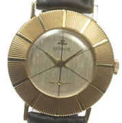 Jaeger-lecoultre Antique Silver Dial Hand Winding Men's Watch_565282