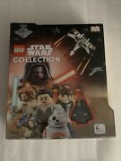 10 Book Lego Star Wars Collection With Limited Emperor Palpatine Figure New