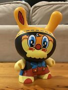 Kidrobot Dunny No Strings On Me Wuzone 8and039and039 Collectibles Vinyl Figure New Stock
