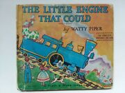The Little Engine That Could, Watty Piper, Vintage 1961 Platt And Munk Hc