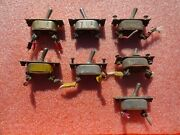 Lot Of 7pcs Vintage Switches Cutler Hammer