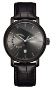 Rado Diamaster Automatic Power Reserve Grey Dial Lthr Band Menand039s Watch R14141306