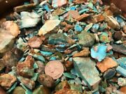 💥rare Sale💥1 Lb Maisel And Bell Trading Posts' Scrap - Turquoise Scraps