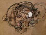 1967 1968 Mercury Cougar Rear Tailight Wiring Harness With Controller