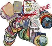 Texas Council Patches 50 Different Choose One Most New Girl Scout Badge Official