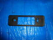 1979-81 Firebird And Trans Am N.o.s Am Fm 8 Track Radio Bezel