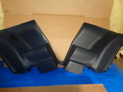 1971-81 Firebird And Trans Am Camaro Z/28 Rear Seat Side Panels Nos New Gm