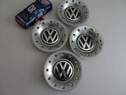 Set Of 4 1999-09 Volkswagon Jetta Oem Factory Wheel Center Cap 1j0 601 149 G