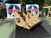 New Hmmwv Special Forces Gmv Msg 3 Bay Ammo Can Holder For Turret Humvee