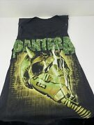 Womenandrsquos Vintage C1999 Pantera Cowboys From Hell Smokinand039 In 99 T-shirt Custom