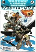 Justice League Of America Var Cvrs Rebirth+ Issues 1 - 29 + Annual Dc 2107-201