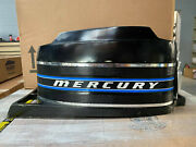 1970and039s Mercury Outboard Motor Hood Cover Cowling 110hp