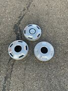 Vintage Ford Truck Hubcaps Set Of 3 Dogdish