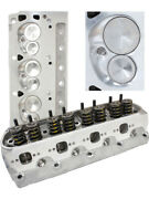 Aeroflow Sbf 185cc Cnc Alloy Heads Assembly Alloy Cylinder Heads Af95-2348
