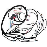 Fit For Dbc Ls1 Stand Alone Wiring Harness 4.8 5.3 6.0 W/ 4l60e Transmission