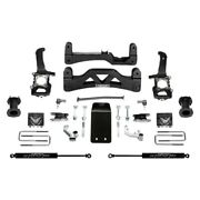 For Ford F-150 14 Fabtech K2188m 6 X 5 Basic Front And Rear Suspension Lift Kit