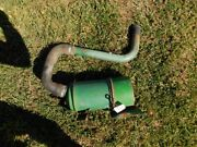 John Deere 1020 Tractor Dry Air Breather Assembly Tag 317
