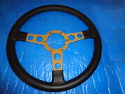 1976-77 Firebird Trans Am Gold Special Edition Steering Wheel