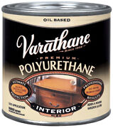 Varathane Gloss Clear Oil-based Ultimate Polyurethane Finish 1 Qt. Pack Of 2