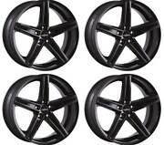 4 Alloy Wheels Oxigin 18 Concave 7.5x17 Et45 5x108 Sw For Ford C-max Focus Galax