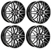 4 Alloy Wheels Oxigin 25 Oxcross 9x20 Et29 5x120 Swfp For Saab 43960
