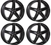 4 Alloy Wheels Oxigin 18 Concave 8.5x19 Et45 5x108 Sw For Volvo C30 S40 V50 C70