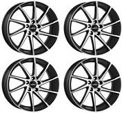 4 Alloy Wheels Oxigin 20 Attraction 9x20 Et40 5x108 Swfp For Opel Vivaro