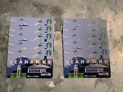 Lot Of 10 New Unloaded 2020 Starbucks Seattle Seahawks Gift Card Limited Edition