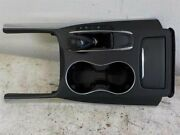 2014 2015 2016 Acura Mdx Advanced Package Shifter Bezel Cup Holder Black