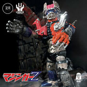 In Stock Unbox Winson Ma Mazinger Z Limited Version H12inch Vinyl Figures