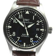 Pilotand039s Watch Mark Xvi Iw325501 Date Automatic Menand039s_569126