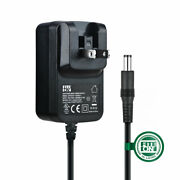 Ul 5ft Ac Adapter For Netgear N600 Wndr3400 Wireless N Router Power Charger Psu