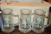 6 Beer Mugs From The 2006 Fifa Men's World Cup Soccer Tournament Germany Nib