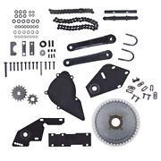 Modified Accessories Jackshaft Kit For 415 Chain 66cc 80cc Gas Motorized Bicycle