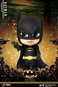 Hot Toys Cosb709 Batman 1989 Pvc Cosbaby Collectible Action Figure Toy Dc Keaton