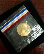 France 1976 Gold Piefort 10 Centimes P547 Rare Only 100pcs Made