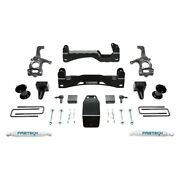 For Ford F-150 15-18 Fabtech 6 X 5 Basic Front And Rear Suspension Lift Kit