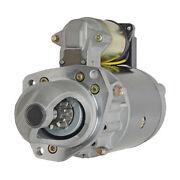 New 10 Tooth 12v Starter Fits John Deere Tractor 8560 7800 7810 Re38336 Re59589