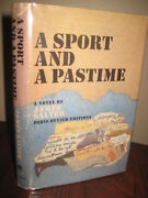 A Sport And A Pastime James Salter First Edition 1st Printing Fiction Novel 1967