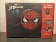 Marvel Limited Edition Spider-man Culture Fly Factory Sealed Collectible Box