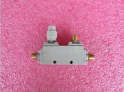 Used Rfdc4g18g06 4-20ghz 6db Sma 50w Rf Coaxial Directional Coupler